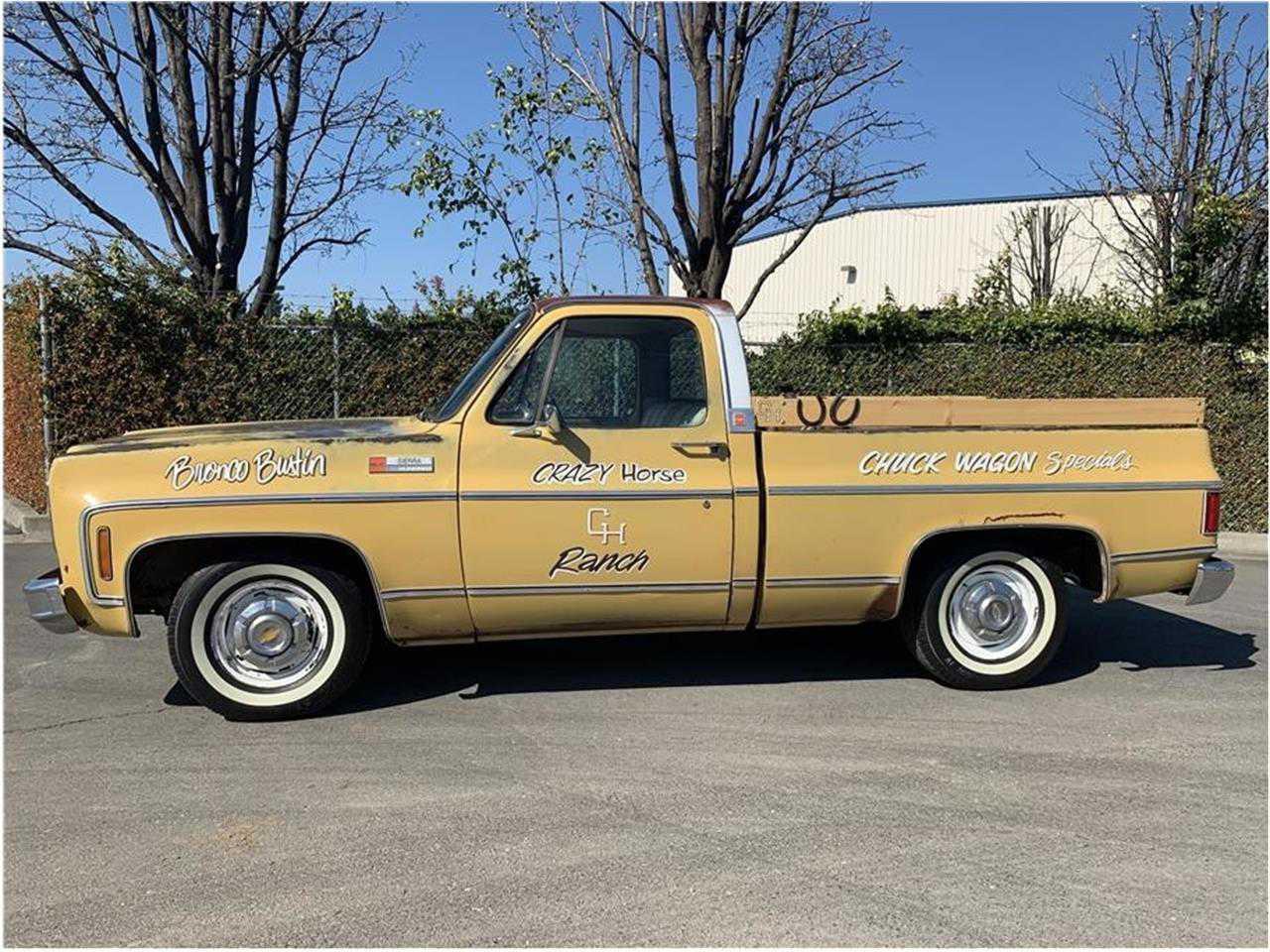 1974 Gmc Sierra For Sale In 0000tcy144z503011