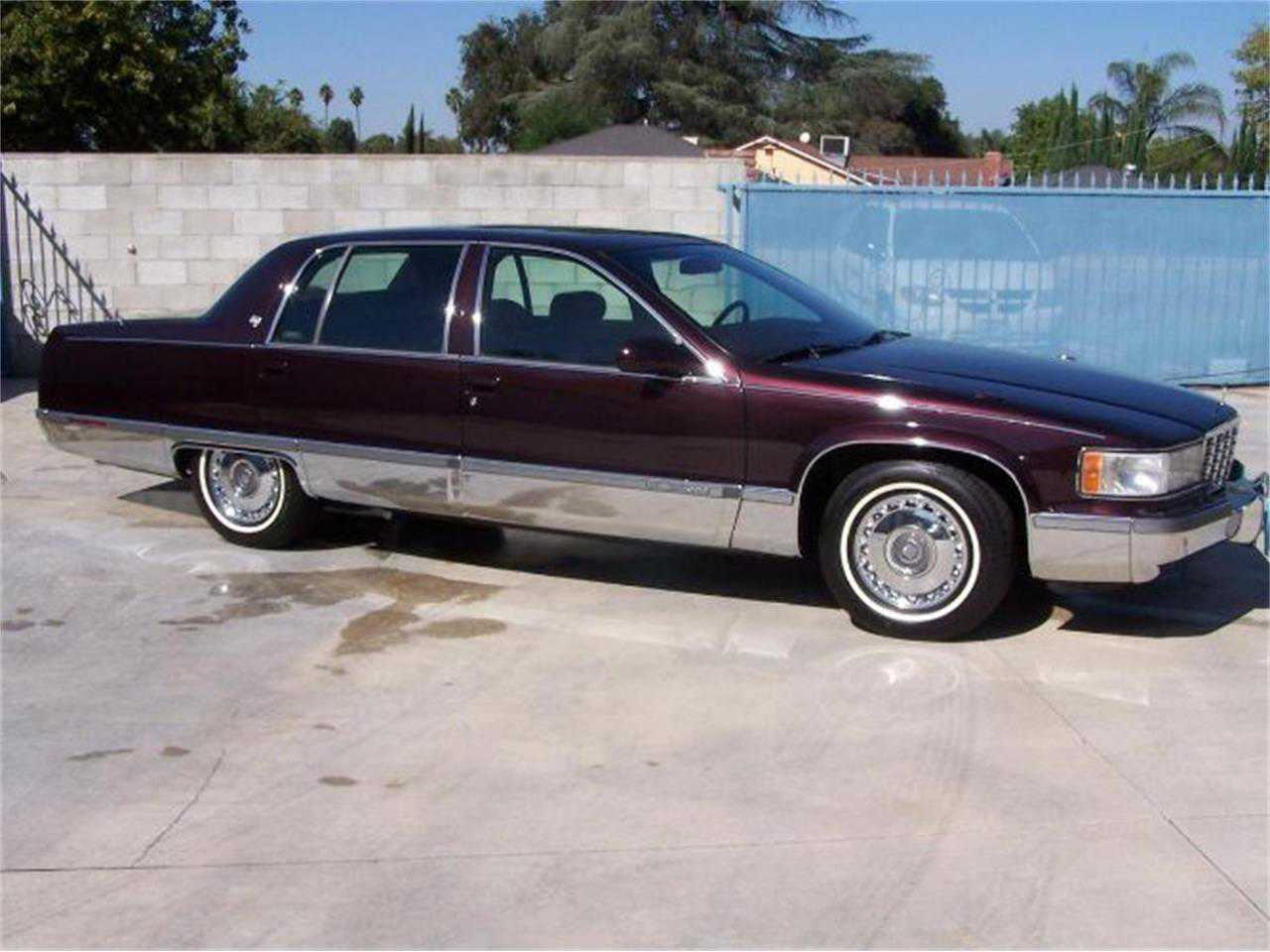 1995 cadillac fleetwood for sale in ams19478 1995 cadillac fleetwood for sale in
