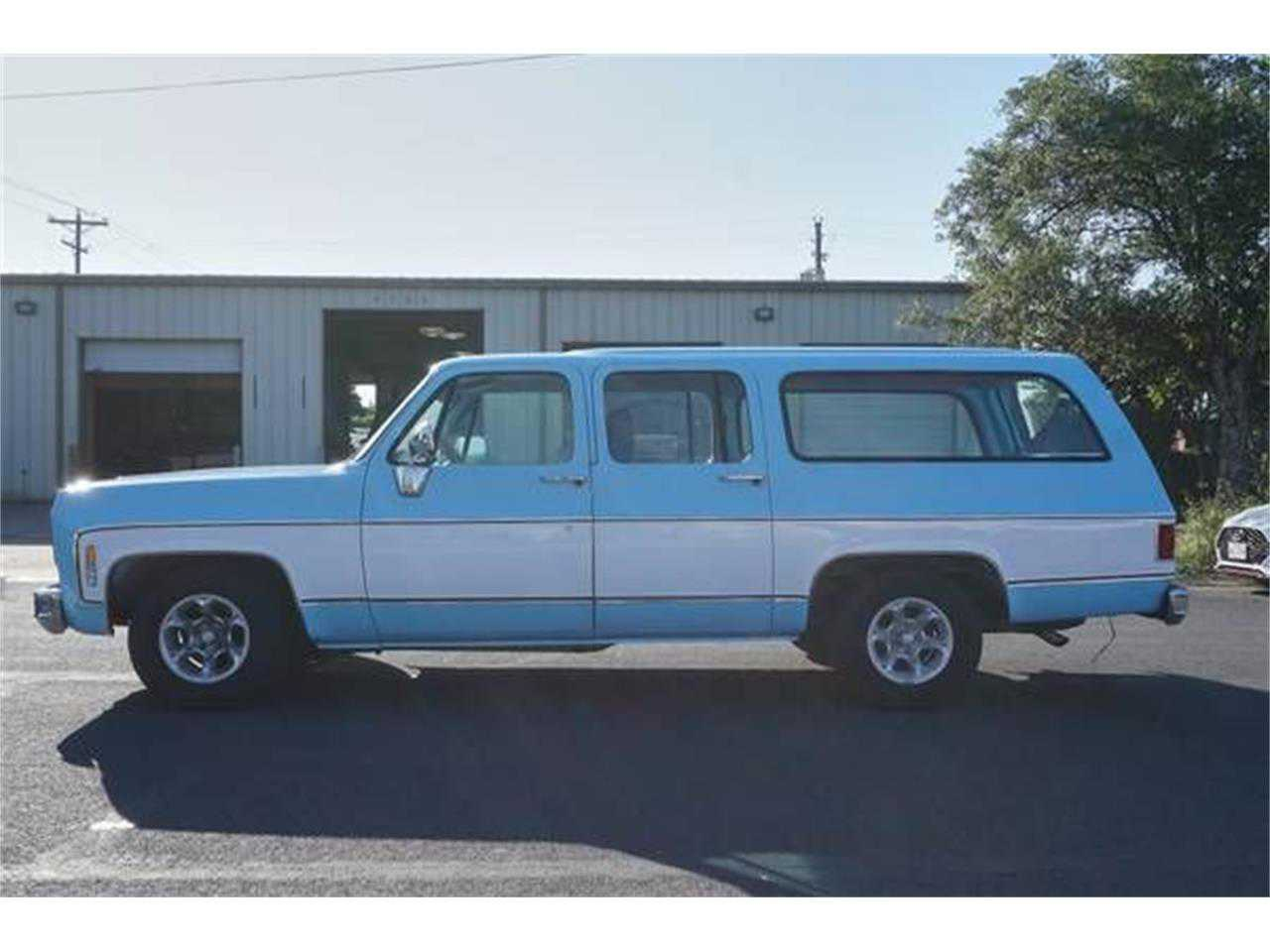 1976 Gmc Suburban For Sale In Ams20449
