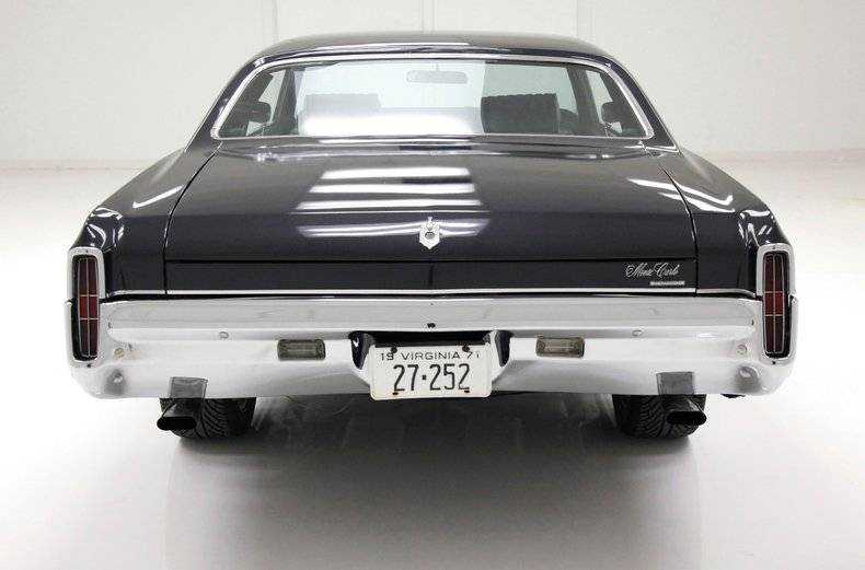 1971 Chevrolet Monte Carlo For Sale In 138571b107812