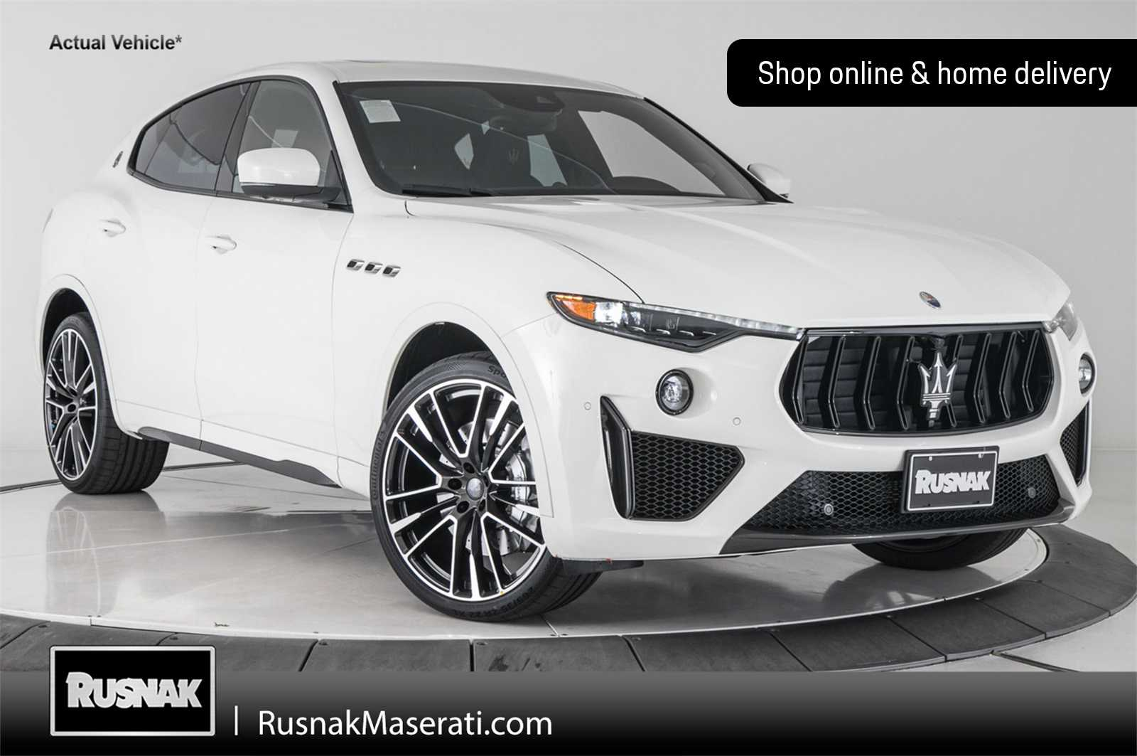 ZN661ZUA5KX315271 Maserati -- 2019