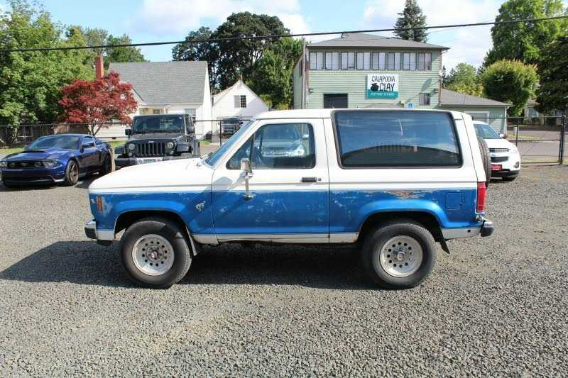 Get 1986 Ford Bronco Ii