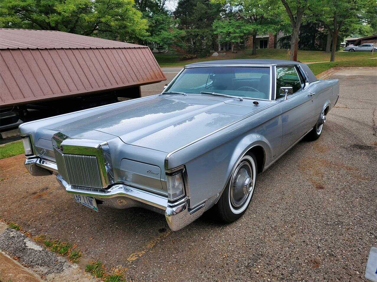 1969 Lincoln Continental Mark Iii For Sale In 9y89a899225
