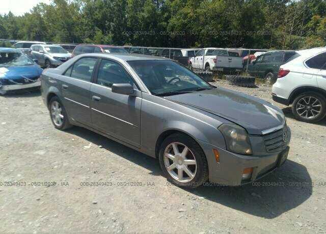1G6DP567750145447 Cadillac CTS 2005