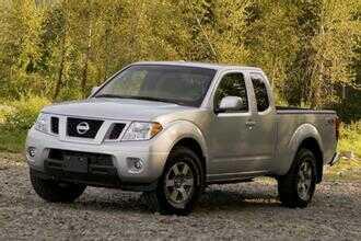 1N6AD0EV8BC413697 Nissan Xterra / Frontier Pick-UP 2011