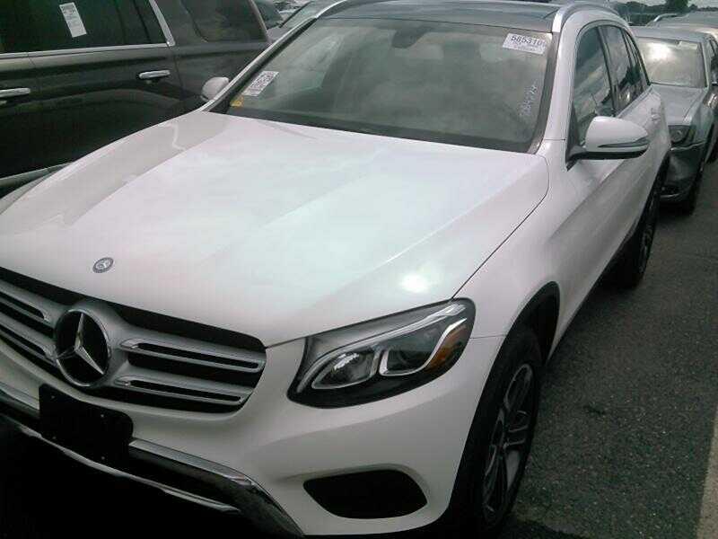 WDC0G4KB3HF152665 Mercedes-Benz GLC-class 2017