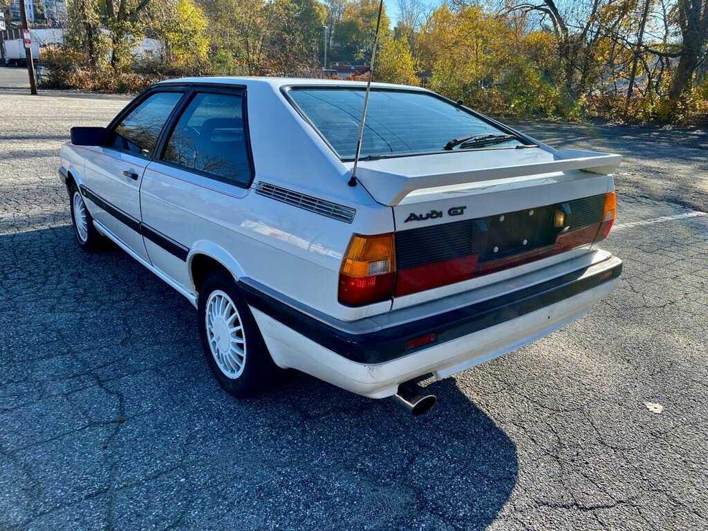 1986 Audi Coupe for sale in Waterbury, CT | WAUBD0852GA128335