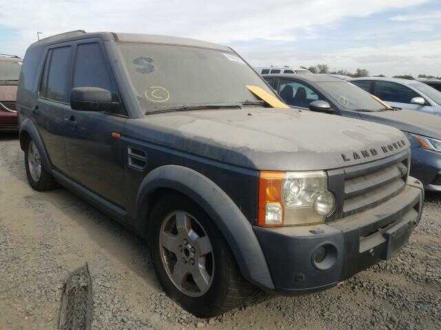 SALAG254X6A369905 Land Rover Discovery III (IV) / LR4 HSE 7 seats 2006