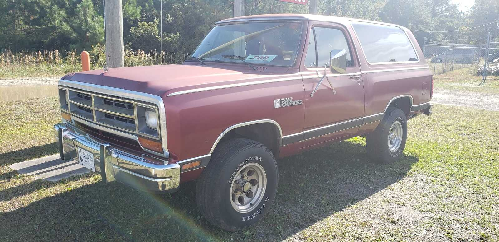 Search For New And Used Dodge Ramcharger For Sale In Norway Me
