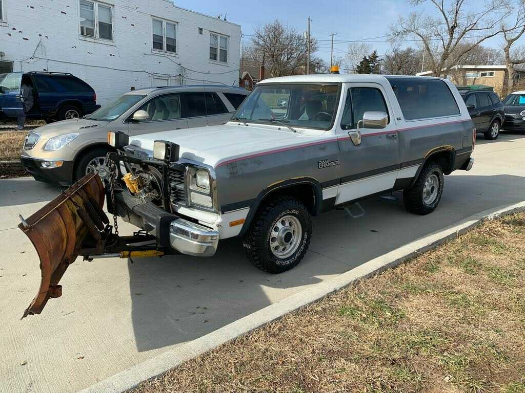 Search For New And Used 1985 Dodge Ramcharger For Sale In Montana