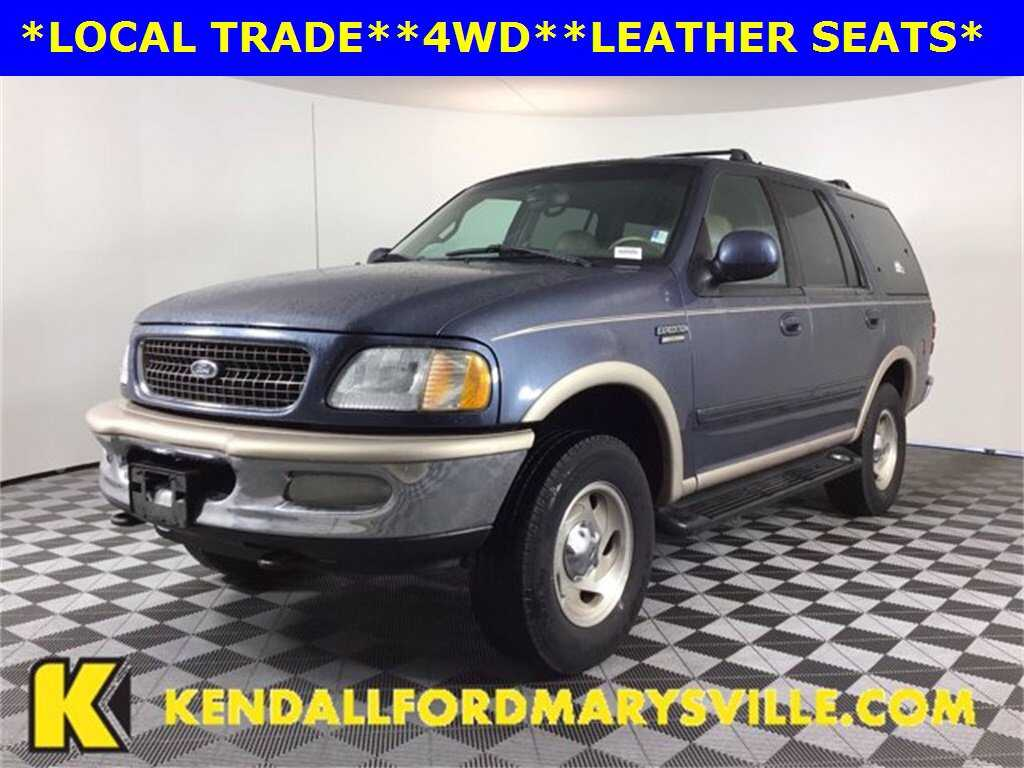 1FMPU18L1WLB02594 Ford Expedition 1998