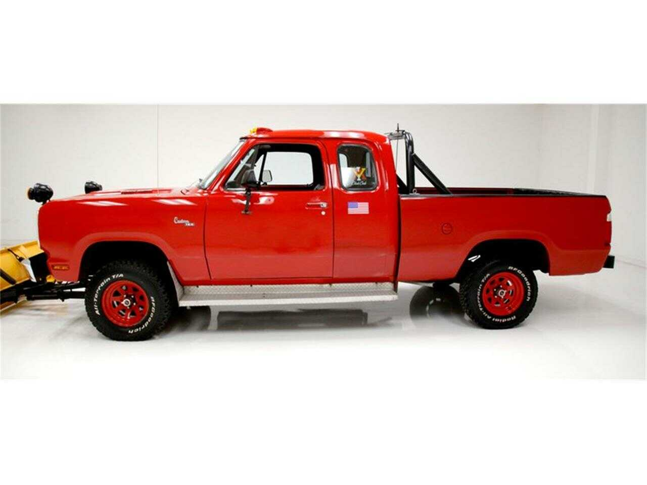 1978 Dodge Power Wagon For Sale In Morgantown Pa W17be8s295462