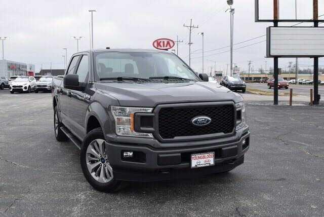 1FTEW1EP1JFC01047 Ford F-150 FX2/STX/XL/XLT 2018