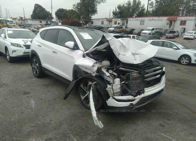 KM8J33A26GU246823 Hyundai Tucson 2016