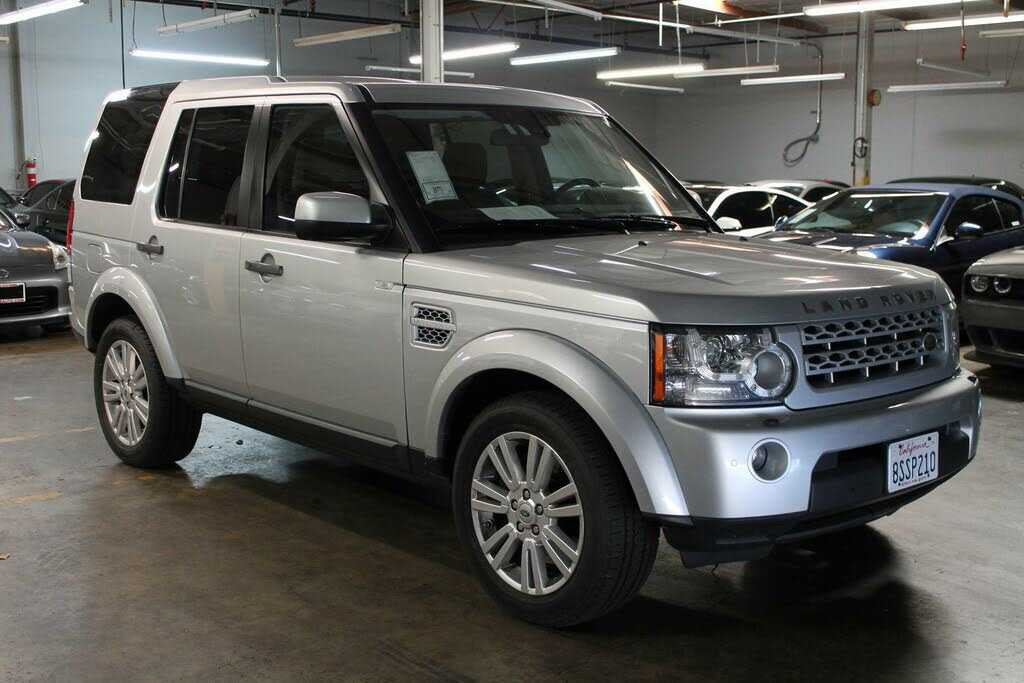 SALAG2D49CA602766 Land Rover Discovery III (IV) / LR4 HSE 7 seats 2012