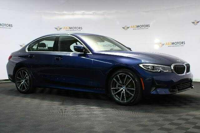 WBA5R1C52KFH10249 BMW 3 series G20 330i 2019
