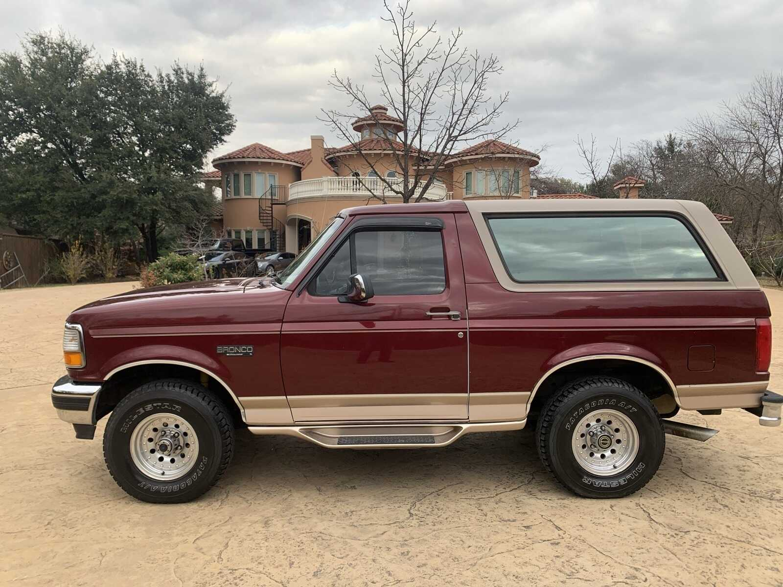 Search For New And Used 1996 Ford Bronco For Sale In Mississippi