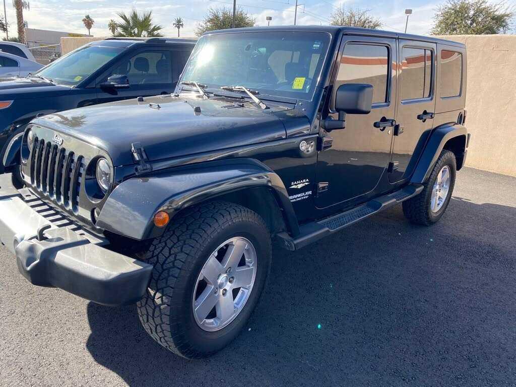 1J4GA59128L638968 Jeep Wrangler 4x4 2008