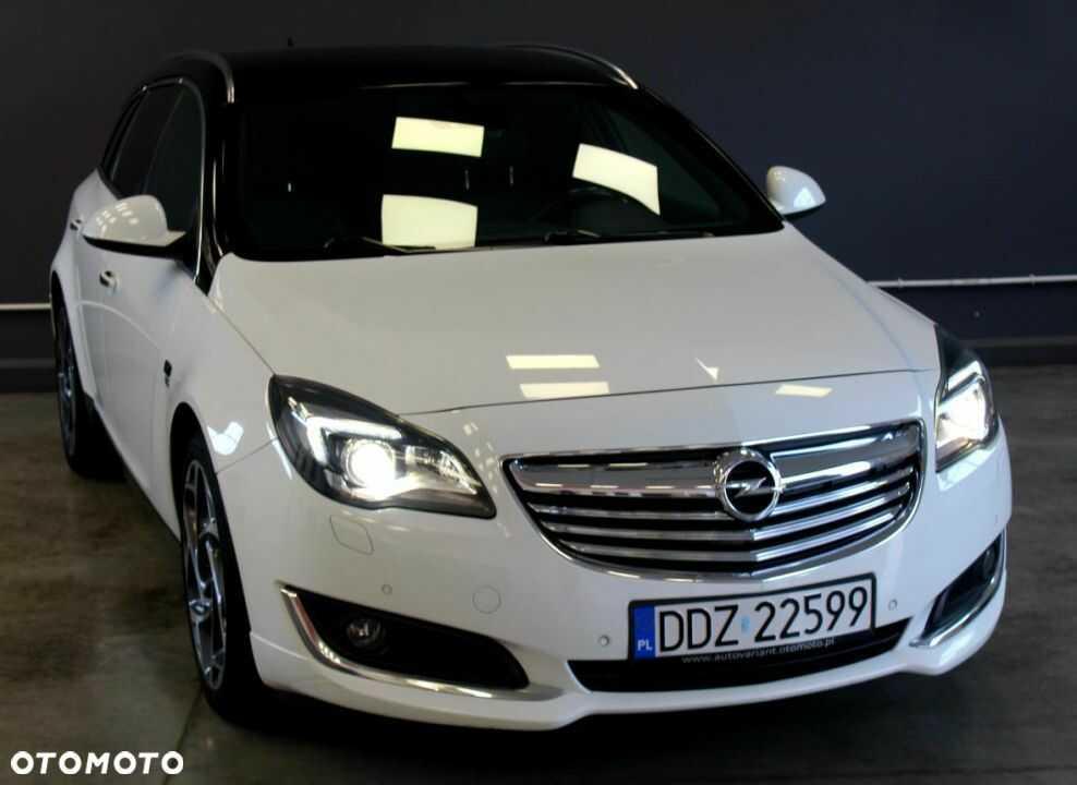 W0LGT8EM7E1053438 Opel Insignia Cosmo 2014