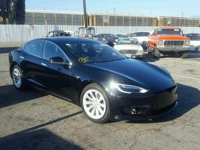 5YJSA1E18GF175668 Tesla Model S 2016