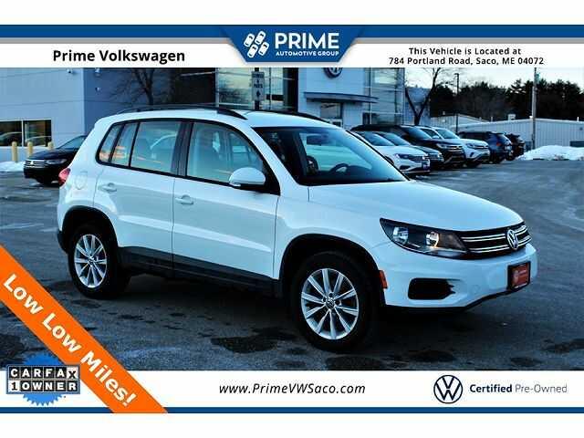 WVGBV7AX6HK050783 Volkswagen Tiguan 2017
