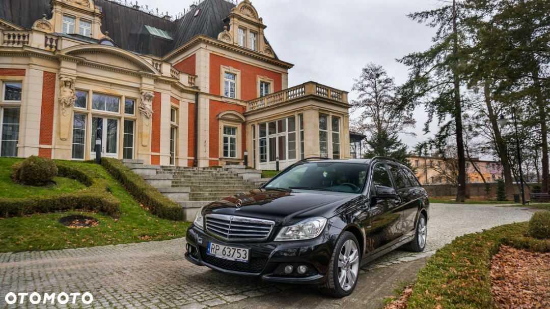 WDB2042491F912826 Mercedes-Benz C-CLASS 2001
