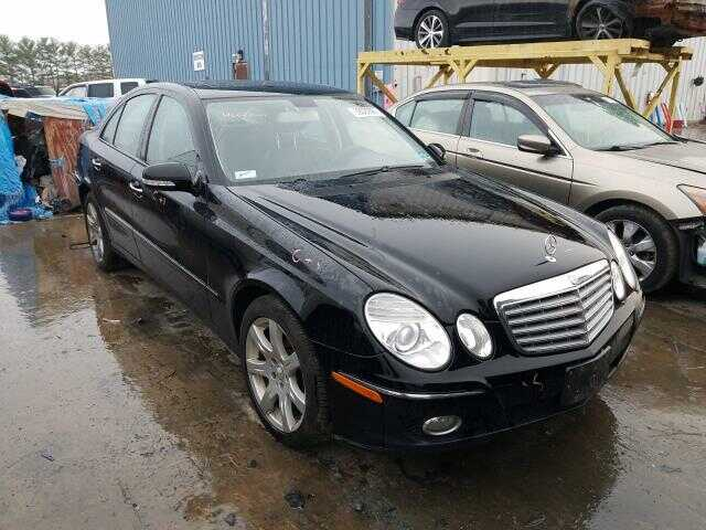 WDBUF87X68B360387 Mercedes-Benz E-class W211 / S211 2008