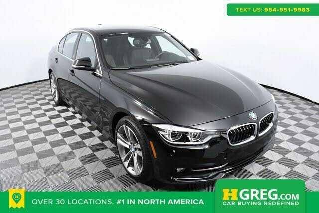 WBA8B9G5XJNU57984 BMW 3 series F30 LCI 330i 2017