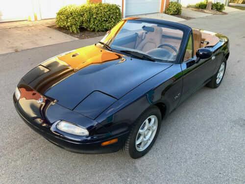 JM1NA353XT0709157 Mazda MX-5 / Miata / Roadster 1996