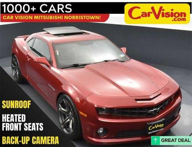 2G1FT1EW8D9190316 Chevrolet Camaro SS Coupe 2013