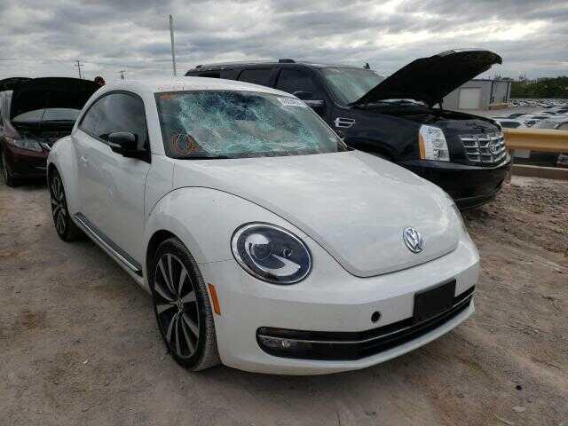 3VW467ATXCM649837 Volkswagen Beetle 2012