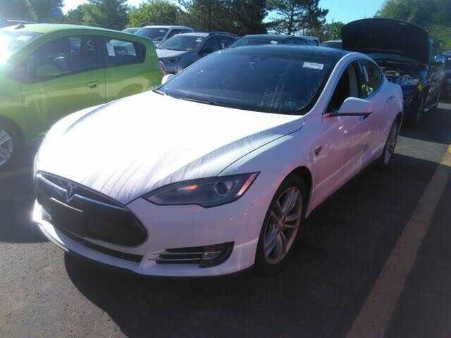 5YJSA1S11FFP69778 Tesla Model S 2015