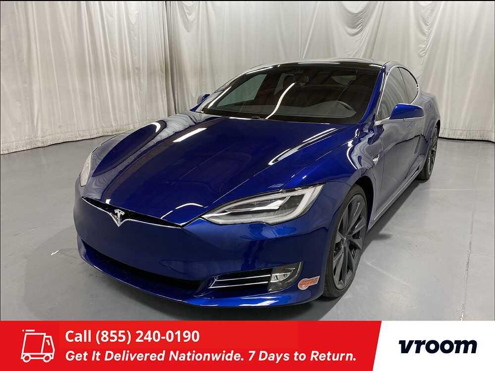 5YJSA1E45LF366503 Tesla Model S 2020