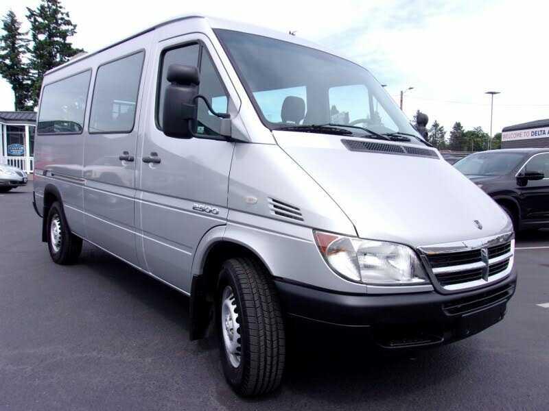 WD5PD644255760901 Mercedes-Benz Sprinter 2005