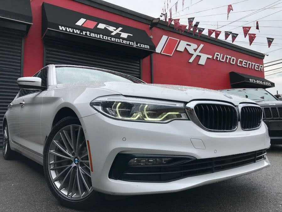WBAJA7C30HG457861 BMW 5 series G30 530iX B46 2016
