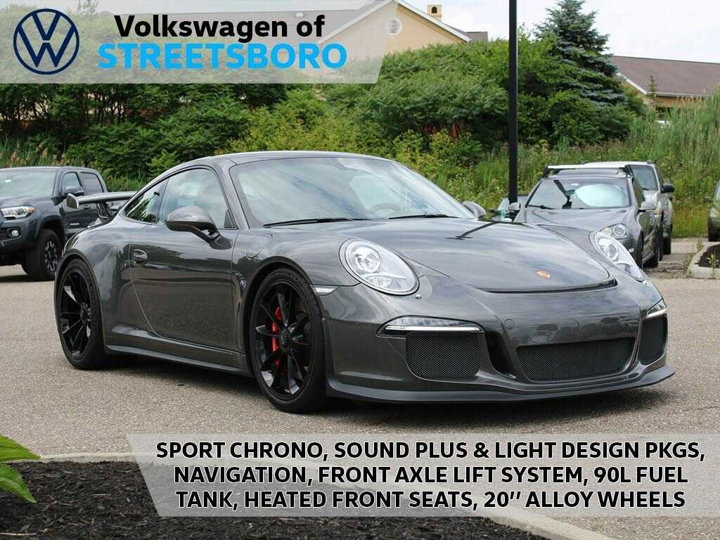 WP0AC2A90FS183143 Porsche 911 Carrera S 2015