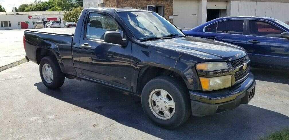 1GCCS149078225763 Chevrolet S10 Base / LS / SS 2007