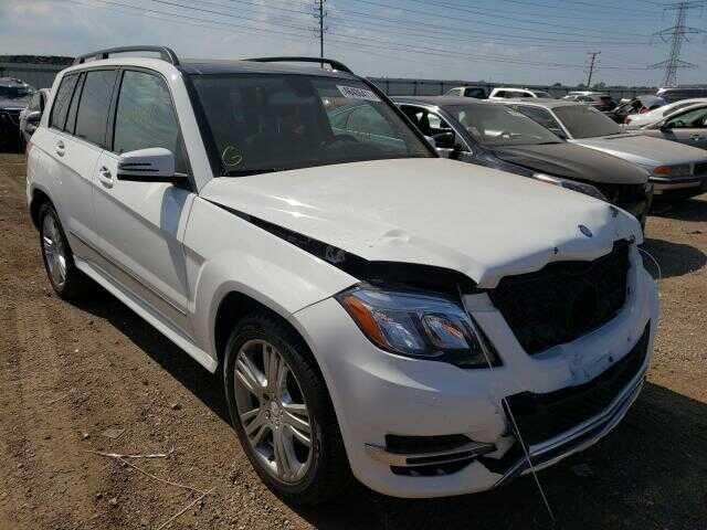 WDCGG0EB2EG286978 Mercedes-Benz GLK-class X204 2014