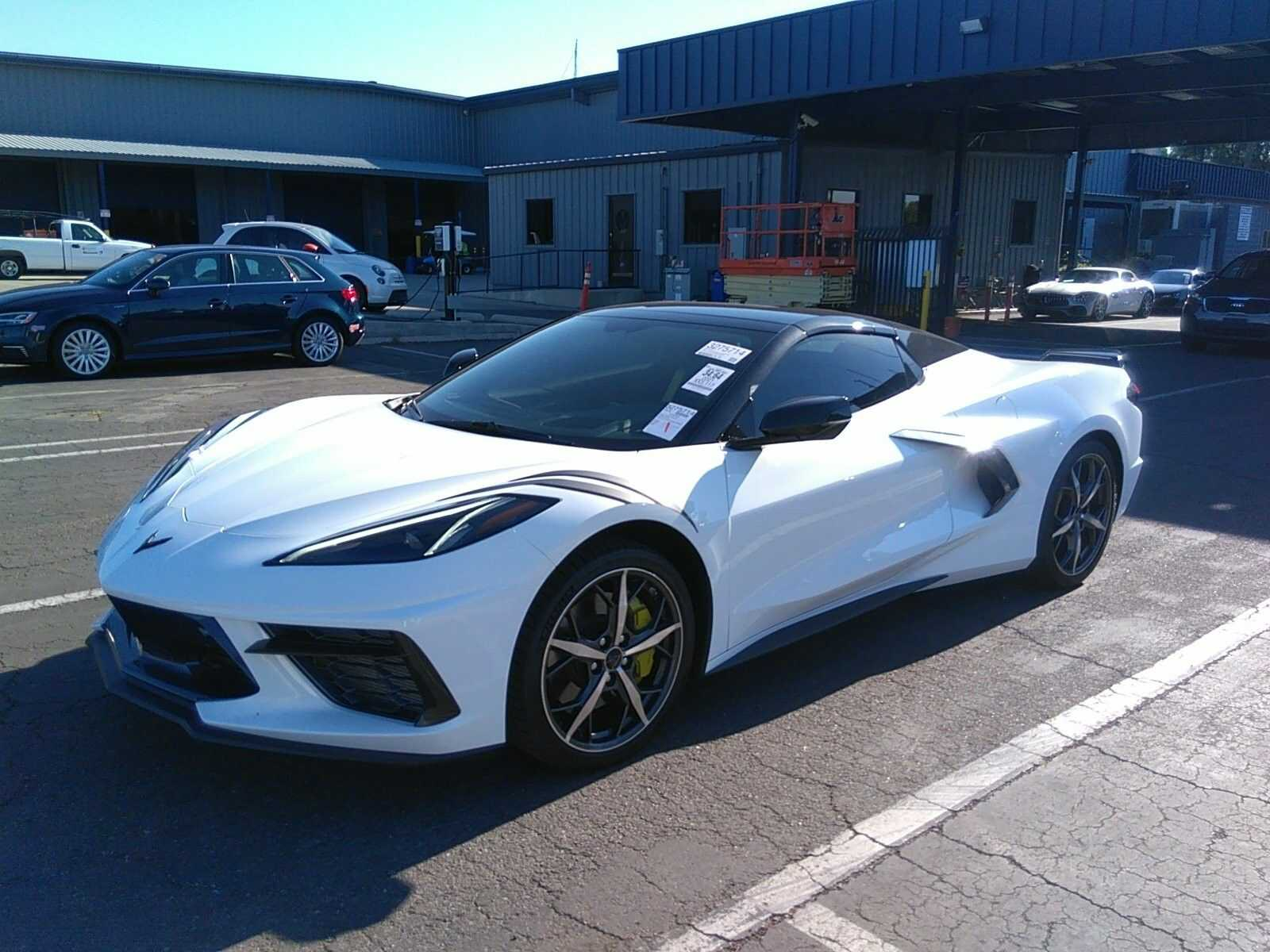 1G1YC3D49M5104867 Chevrolet Corvette Coupe Stingray 2021