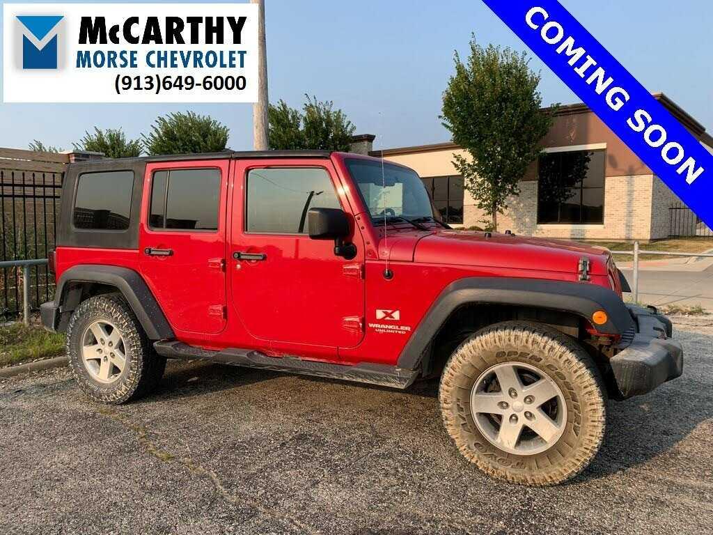 1J4GA39187L159540 Jeep Wrangler 4x4 2007