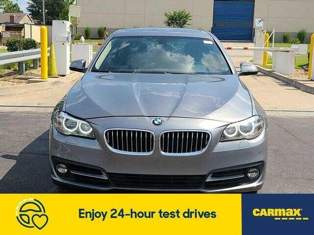 WBAXA5C57GG042311 BMW 5 series F10 LCI 535d 2015