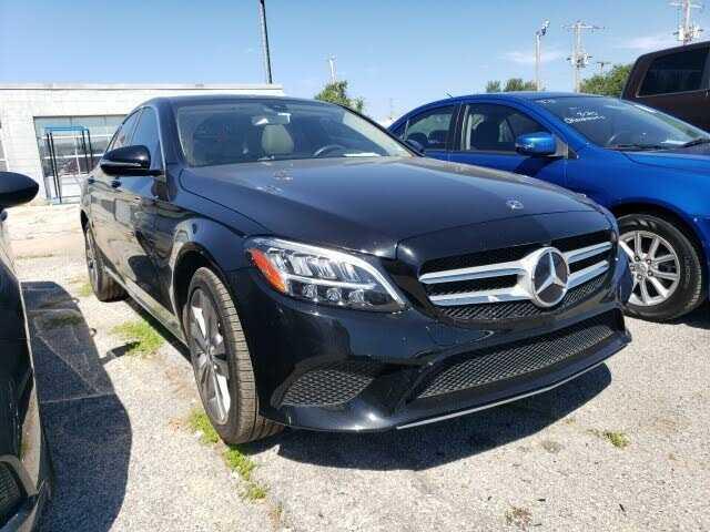 55SWF8EB7KU285364 Mercedes-Benz C-class W205 2019