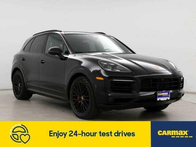 WP1AG2AY7MDA34465 Porsche Cayenne 2021